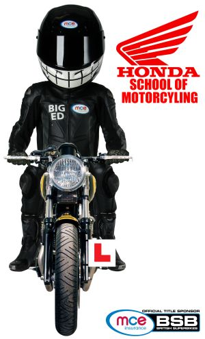 Honda Moves Into The World Of Training Bikernews Mce