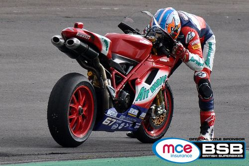 Byrne And Irwin To Ride Pbm Ducati In 2016 Mce Bsb Mcenews Mce