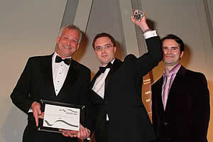 MCE Insurance scoops top financial services award for second year running